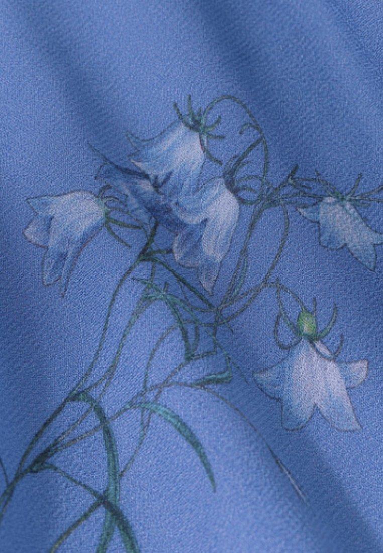 Ivy & Oak Ancle - Vestito Lungo Parisian Blue yZi710j