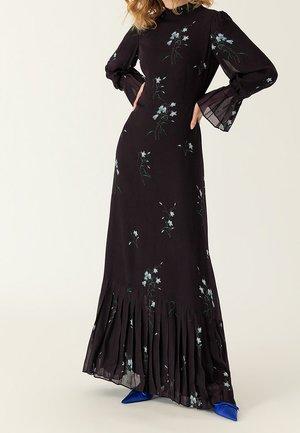 PLISSÉ - Maxi dress - black