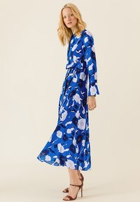 IVY & OAK - Vestido largo - blue - 1