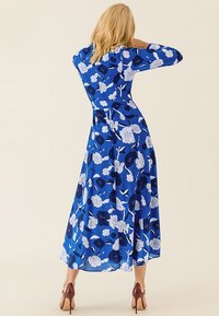 IVY & OAK - Vestido largo - blue - 2