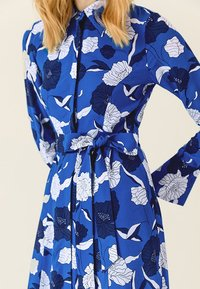 IVY & OAK - Vestido largo - blue - 5