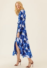IVY & OAK - Vestido largo - blue - 3