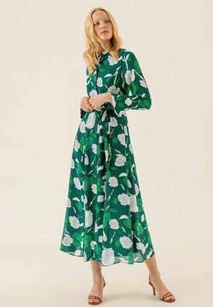 Vestito lungo - evergreen
