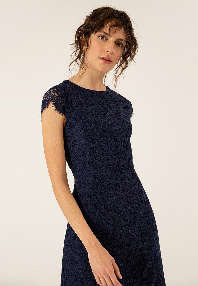 Ivy & Oak Maxi Dress - True Blue