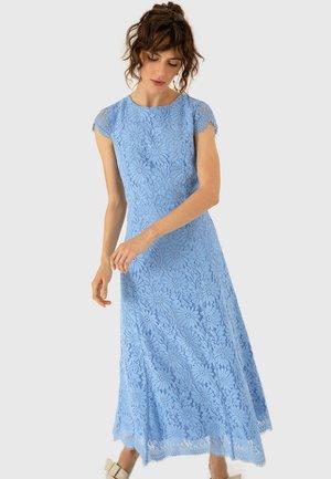 Vestito lungo - horizon blue