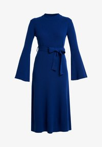 IVY & OAK - MIDI DRESS - Sukienka dzianinowa - blue iris - 5