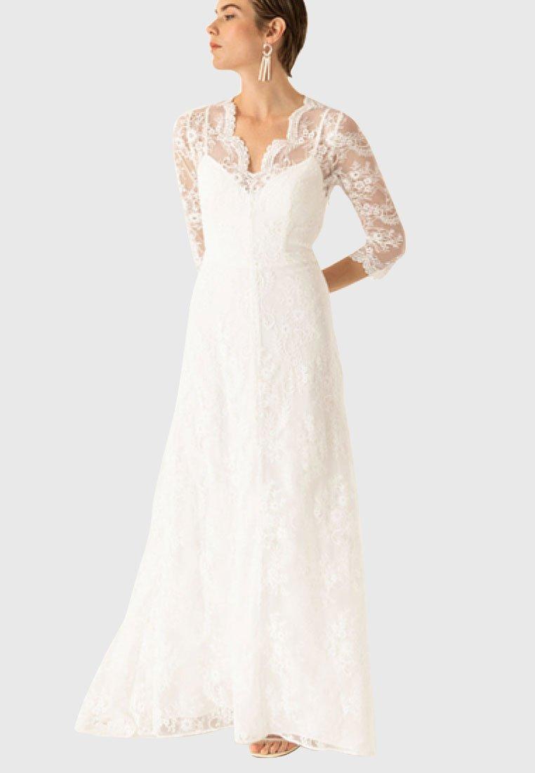 IVY & OAK BRIDAL - MIT ÄRMELN - Occasion wear - snow white