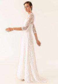 IVY & OAK BRIDAL - MIT ÄRMELN - Vestido de fiesta - snow white - 2