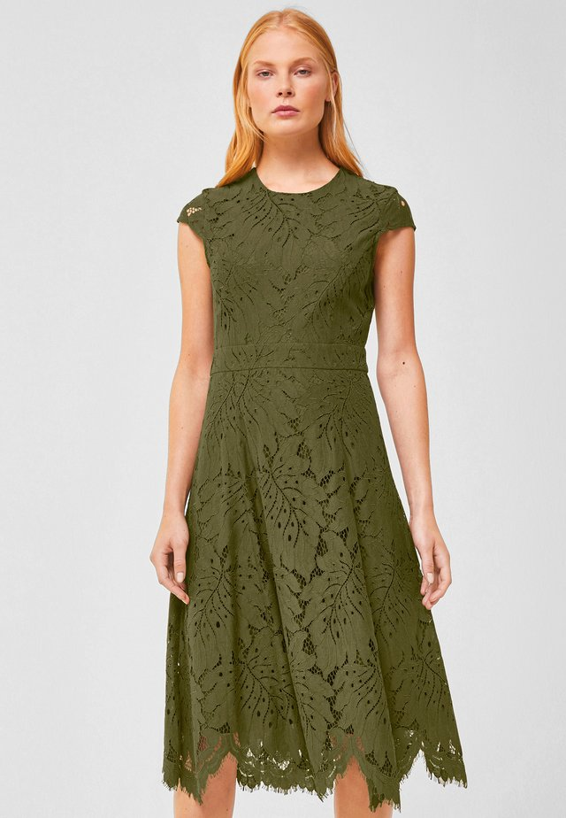 Cocktailkleid/festliches Kleid - dark olive