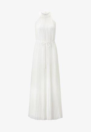 Maxi dress - snow white