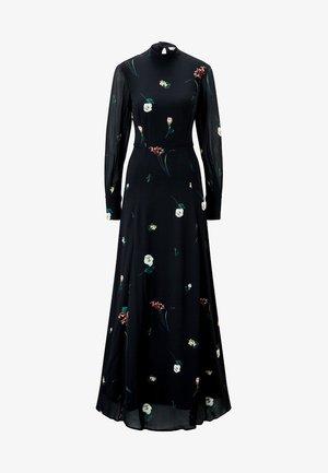 PRINTED DRESS - Długa sukienka - black