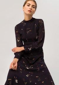 IVY & OAK - Maxi dress - black - 1
