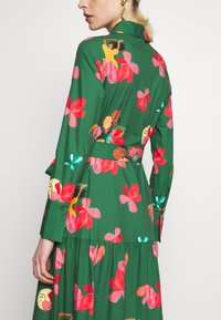 IVY & OAK - VALANCE DRESS MIDI - Korte jurk -  secret garden green - 3