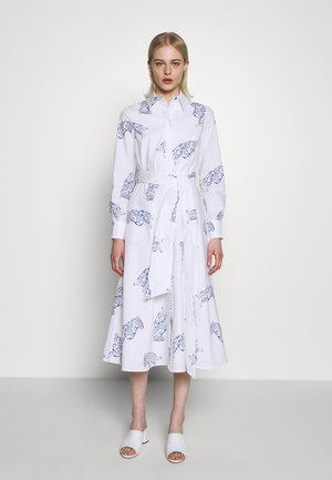 MIDI DRESS - Robe d'été - bright white