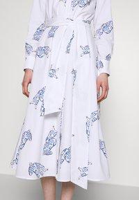 IVY & OAK - MIDI DRESS - Korte jurk - bright white - 3