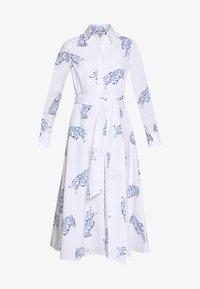 IVY & OAK - MIDI DRESS - Korte jurk - bright white - 4