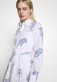 IVY & OAK - MIDI DRESS - Korte jurk - bright white - 5