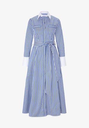 Abito a camicia - stripe - illuminate blue