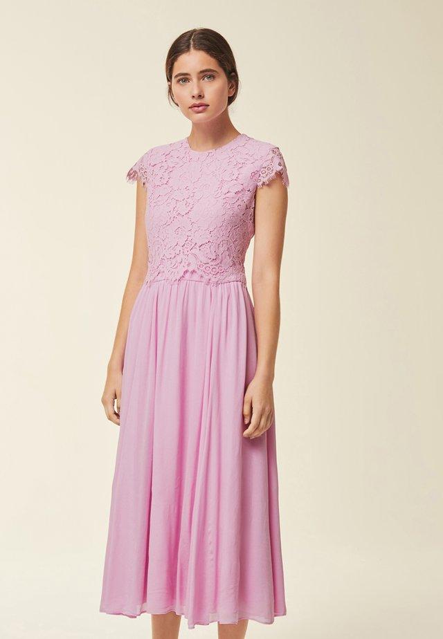 DRESS - Sukienka letnia - light pink