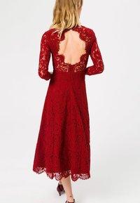 IVY & OAK - Vestido de cóctel - red - 1