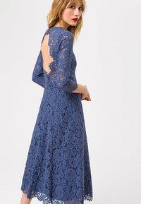 IVY & OAK - Vestito elegante - blue - 2