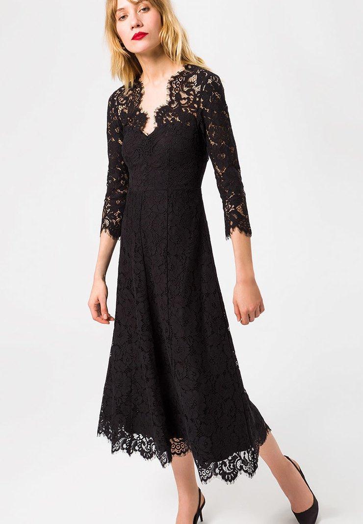 IVY & OAK - Vestito elegante - black