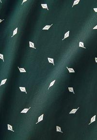 IVY & OAK - Korte jurk - mini leaf bottle green - 4