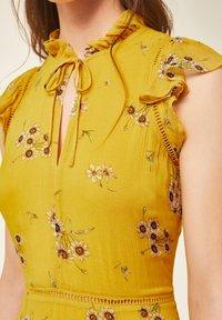 IVY & OAK - IVY & OAK - Maxi dress - yellow - 7