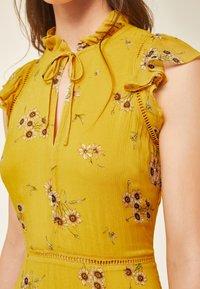 IVY & OAK - IVY & OAK - Maxi dress - yellow - 6