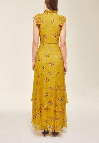 IVY & OAK - IVY & OAK - Maxi dress - yellow - 4
