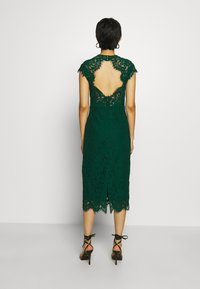 IVY & OAK - SHIFT DRESS MIDI - Cocktail dress / Party dress - eden green - 2