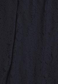 IVY & OAK - DRESS MIDI - Cocktailklänning - navy blue - 2