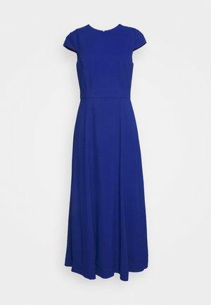 CAP SLEEVE DRESS MIDI - Korte jurk - illuminated blue