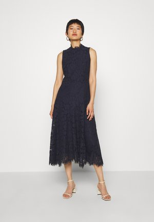 Cocktail dress / Party dress - navy blue