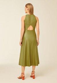 IVY & OAK - Cocktail dress / Party dress - leaf green - 1