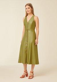 IVY & OAK - Cocktail dress / Party dress - leaf green - 0