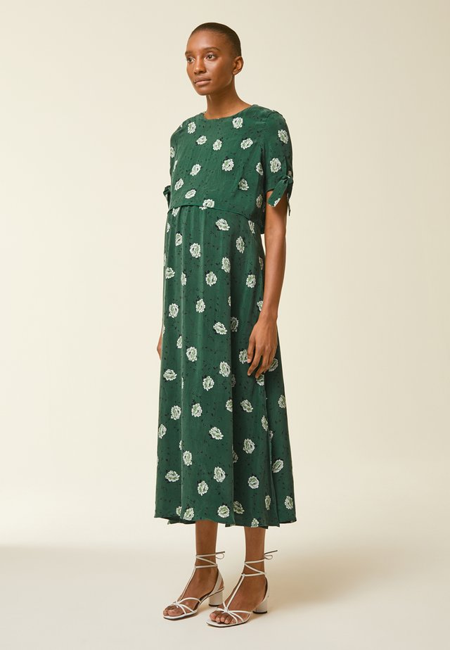 Maxi šaty - eden green
