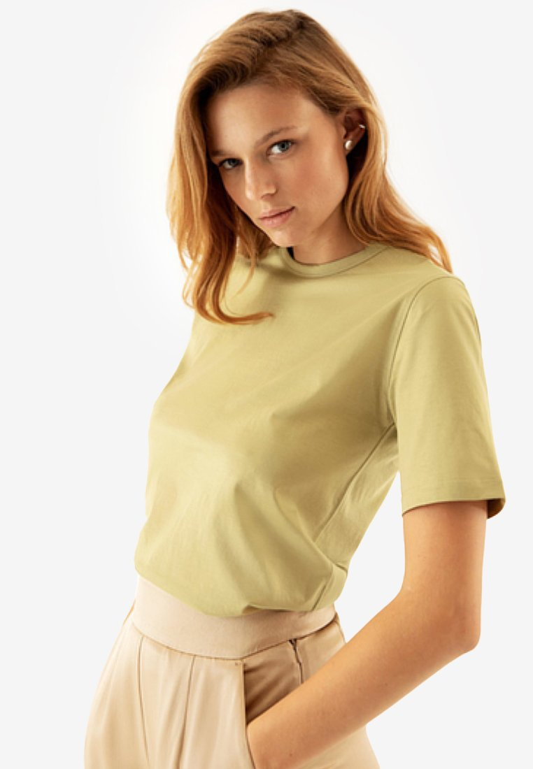 green IVYamp; shirt T OAK basique 0XZN8nOPkw