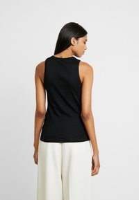 IVY & OAK - SLEEVELESS - Topper - black - 2