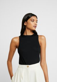 IVY & OAK - SLEEVELESS - Topper - black - 3