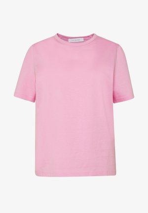 ROUND NECK - T-shirt basic - blush