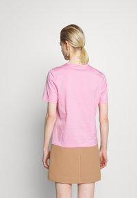 IVY & OAK - ROUND NECK - T-Shirt basic - blush - 2