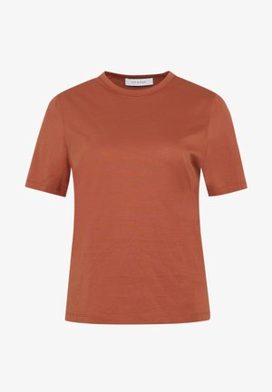 ROUND NECK - T-shirt basic - rose tan
