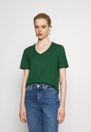Jednoduché triko - eden green
