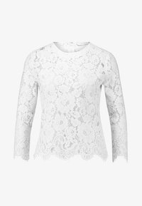 IVY & OAK - WITH SLEEVES - Pusero - white - 3