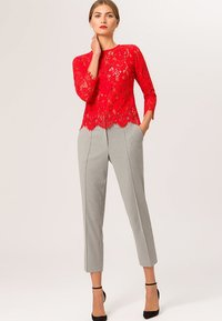 IVY & OAK - WITH SLEEVES - Pusero - light red - 1