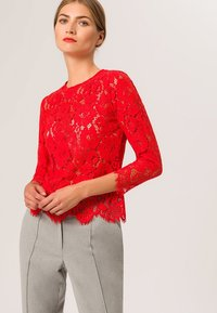 IVY & OAK - WITH SLEEVES - Pusero - light red - 0