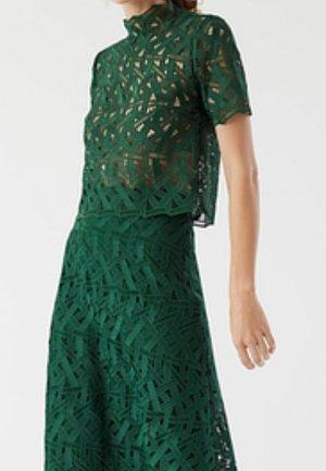 GRAPHIC - Bluzka - green