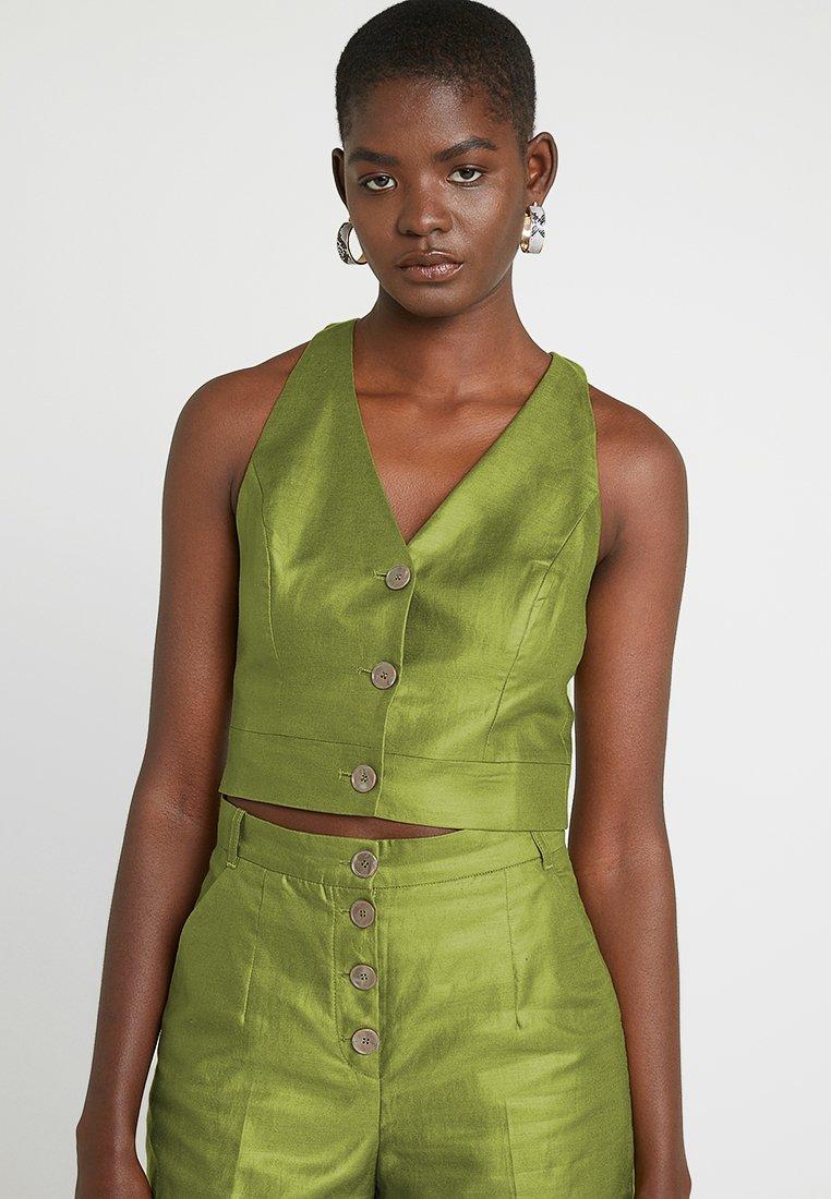 IVY & OAK - Bluser - leaf green