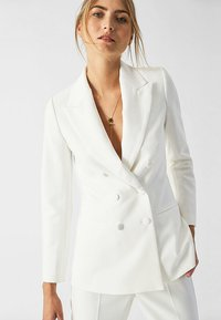IVY & OAK BRIDAL - DOUBLE BREASTED TUXEDO - Blazer - white - 0